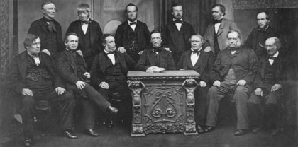 Co-op founders - the Rochdale Pioneers