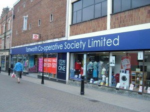 Tamworth Co-op Department Store