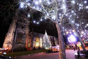 The Tamworth Co-op's Christmas service will be held at St Editha's Church on December 13, 7pm