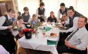Last year's event raised £750 for St Editha's Church