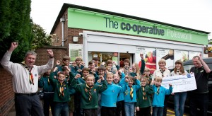 Tamworth Co-op Community Dividend Fund
