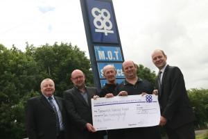 Tamworth Co-op Community Dividend Fund