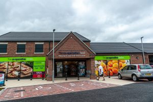 New Dordon co-op food store in Whitehouse Road
