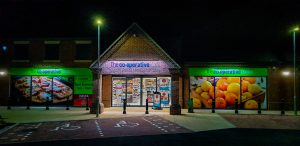 Our recently opened Dordon Convenience Store